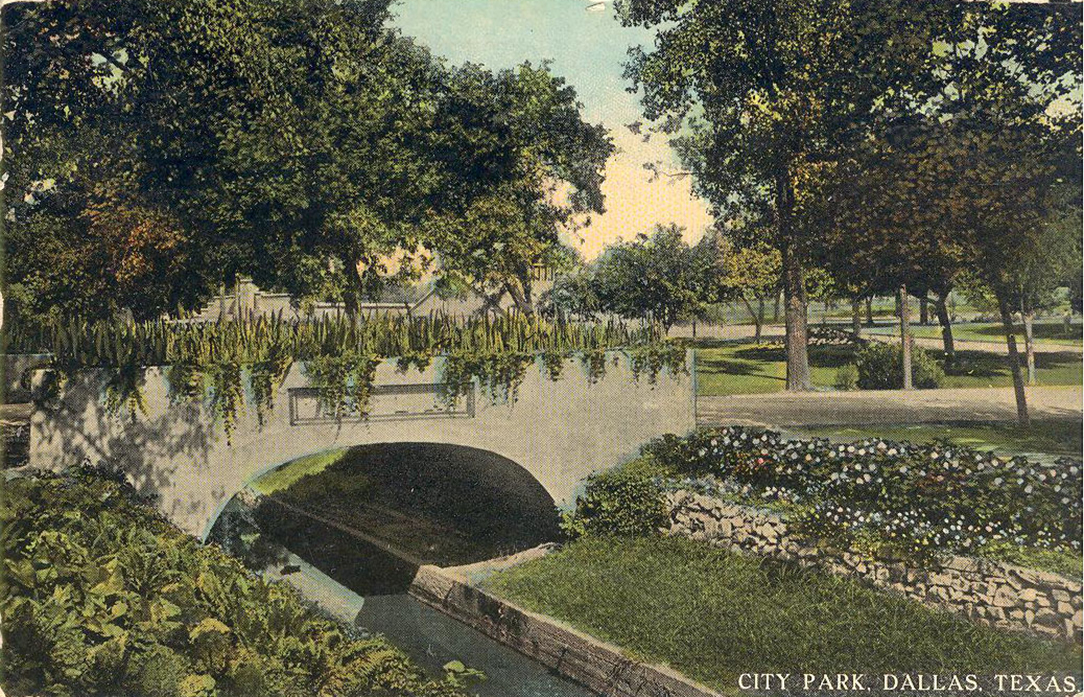 Lost and Found: Old City Park