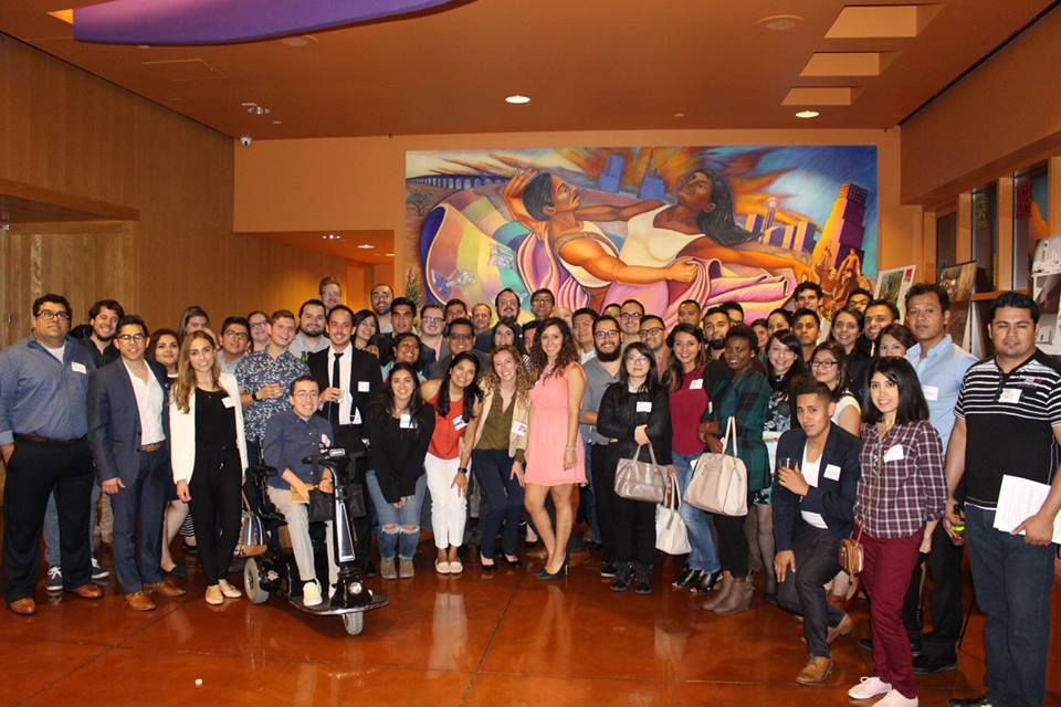 Latinos in Architecture Network Photo