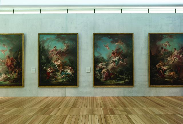 Robert Polidori; courtesy of Kimbell Art Museum