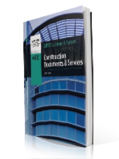 Construction Documents & Services, 2012 Edition
