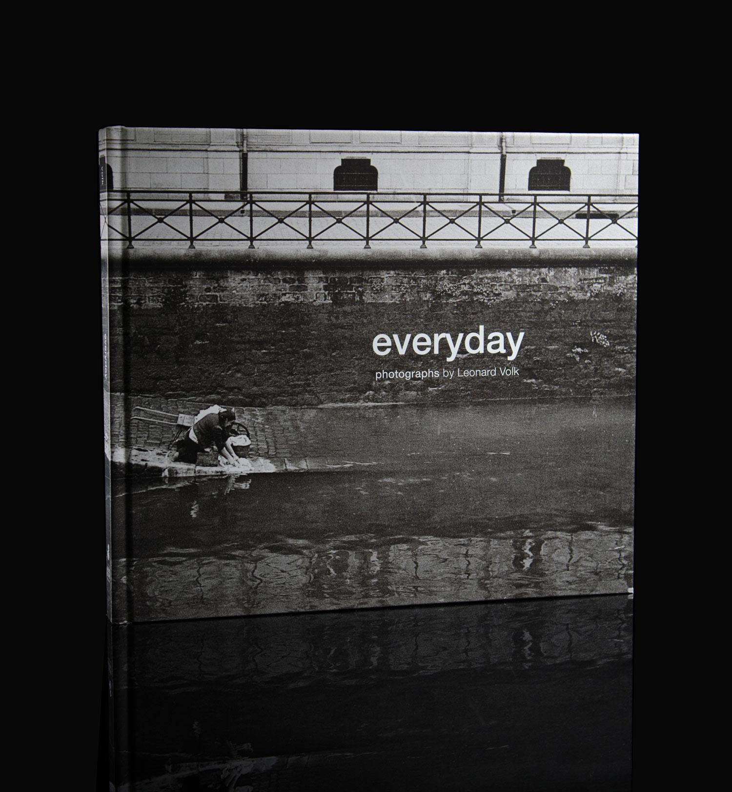 EVERYDAY: Photographs by Leonard Volk, FAIA