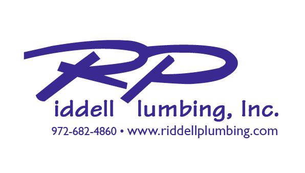 2019 Home Tour - Riddell Plumbing logo