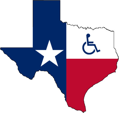 Codes - Accessible Texas logo