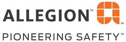 2021 Golf - Allegion logo