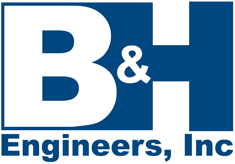 RETROSPECT - B&H Engineers logo