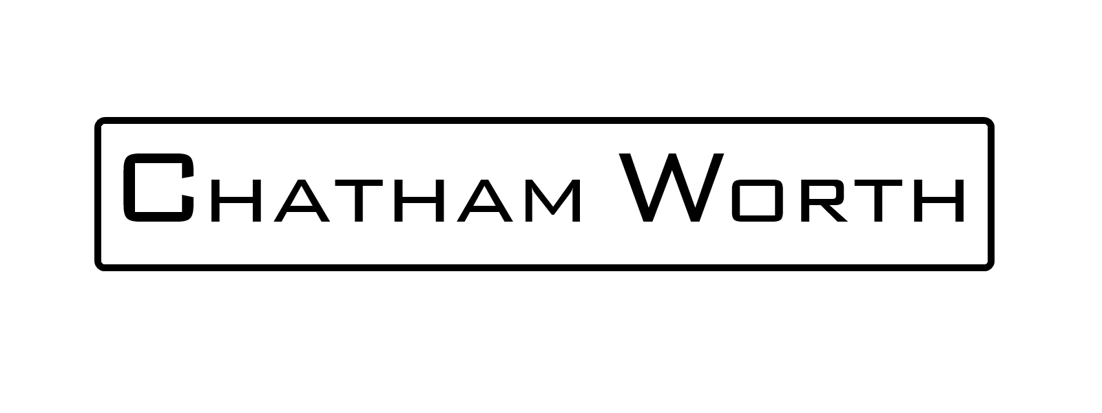 Bark + Build: Chatham Worth logo