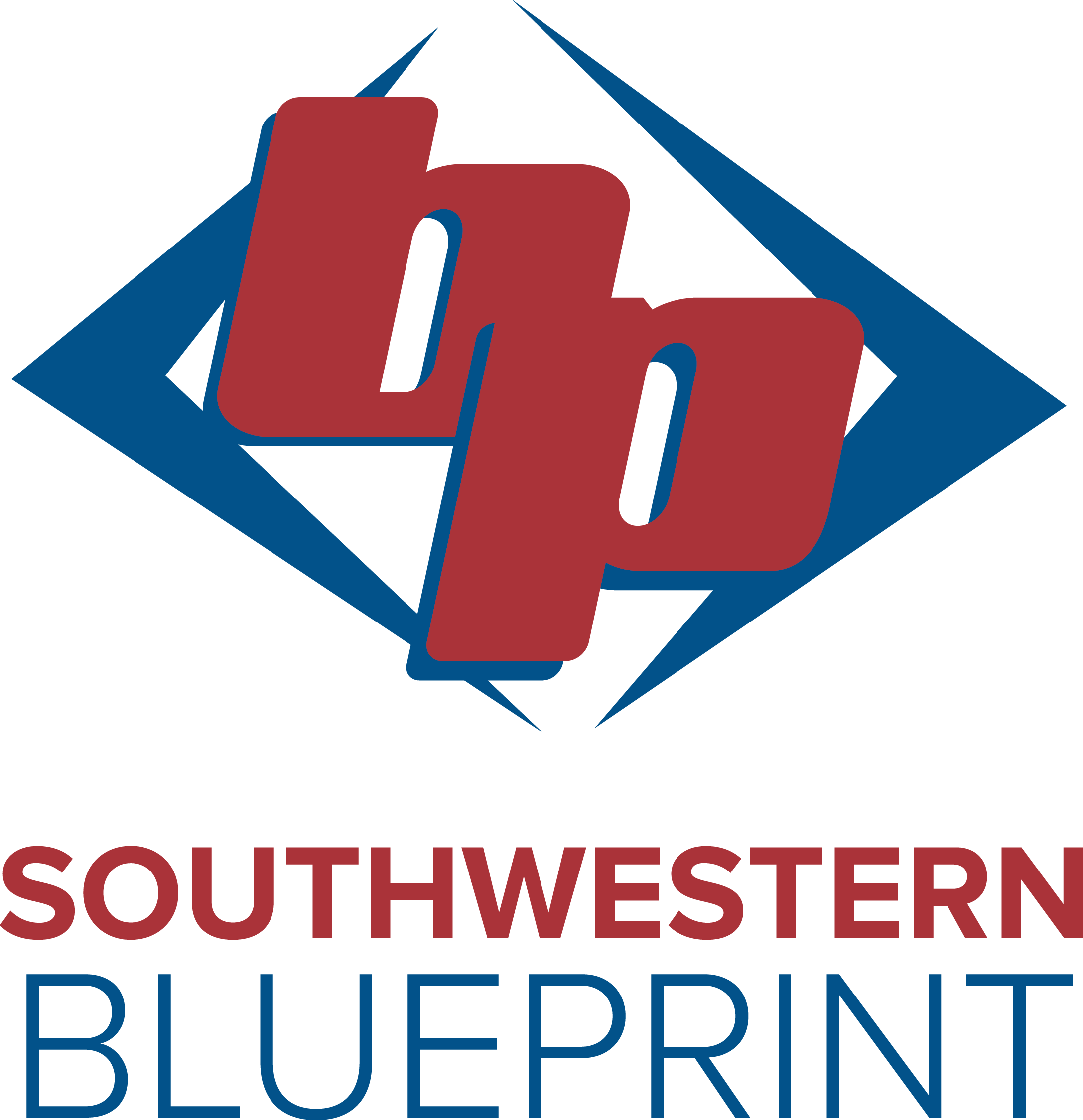 23rd Golf - Southwest Blueprint logo
