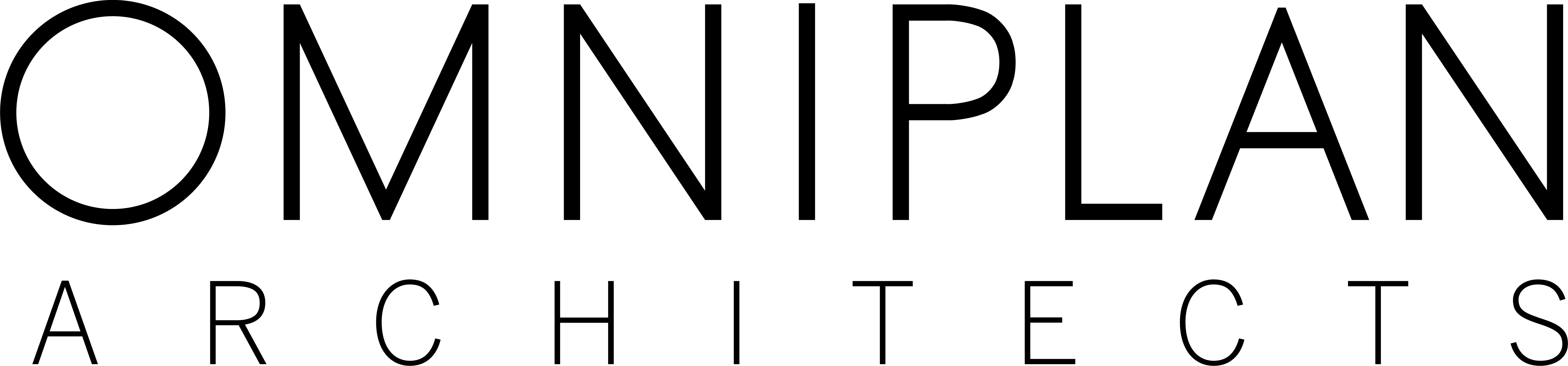 Bark + Build: Omniplan logo