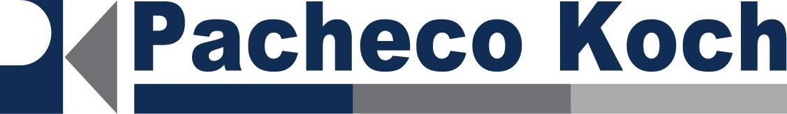 23rd Golf - Pacheco Koch logo