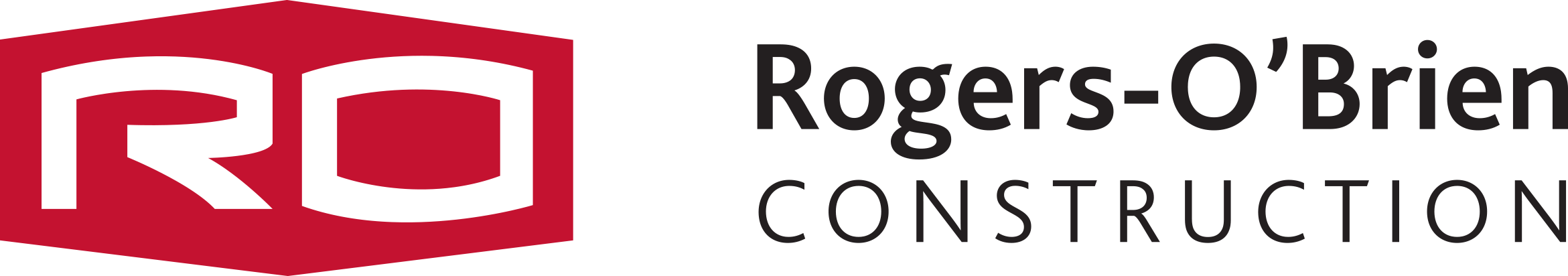 CELEBRATE ARCHITECTURE 2020 - Rogers-O'Brien Construction logo