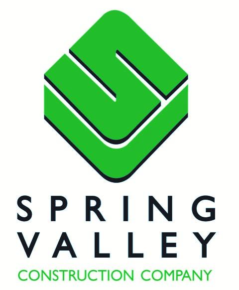 Bark + Build: Spring Valley Construction logo