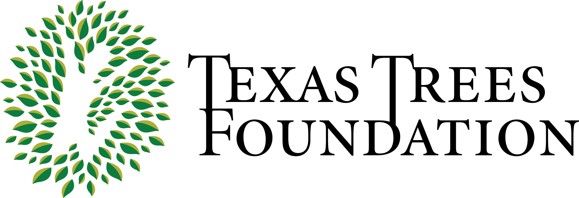 Texas Trees Foundation logo