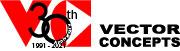 2021 Golf - Vector Concepts logo