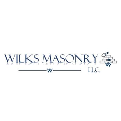 23rd Gold - Wilks Masonry logo