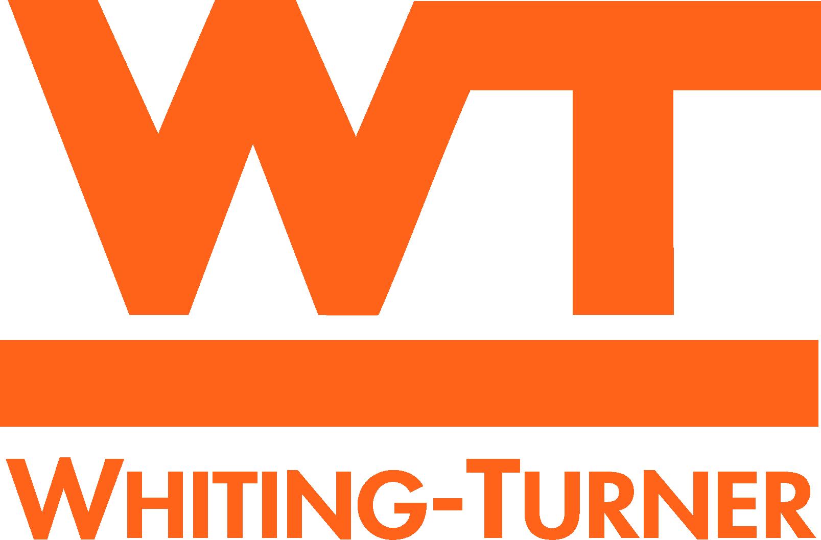 Design Awards: Whiting-Turner logo